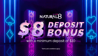 Natural8 Poker Offers