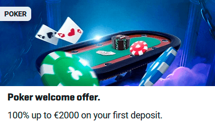NordicBet Poker Offers