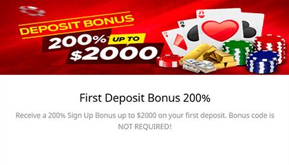 RedStar Poker Offers