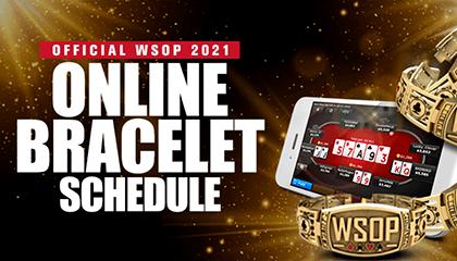 WSOP.com Offers
