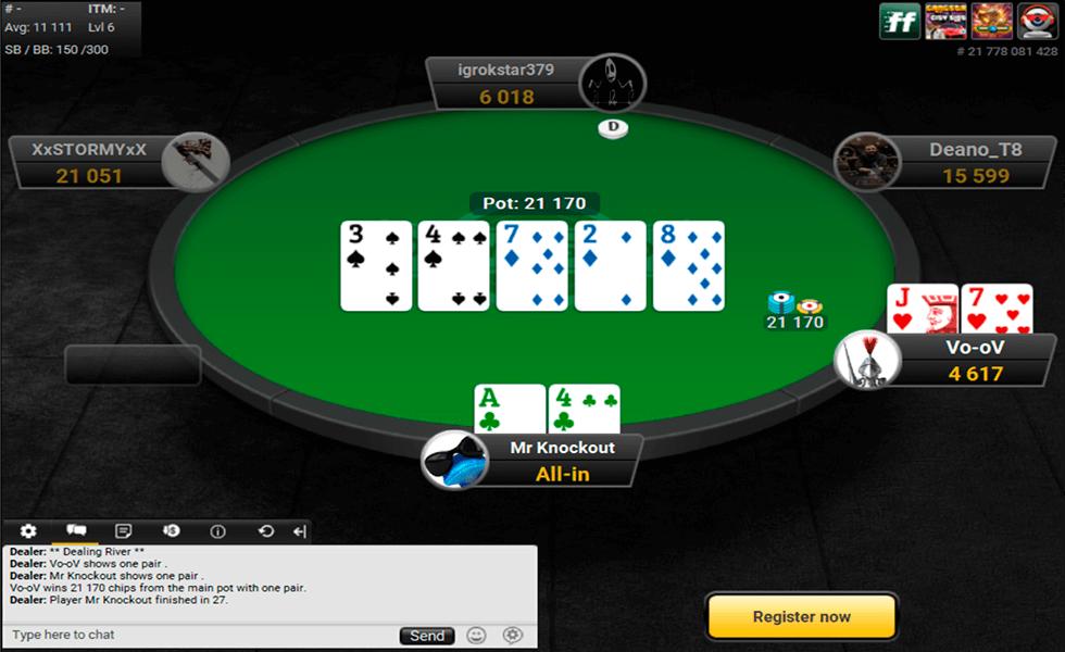 Poker Site Bwin Poker