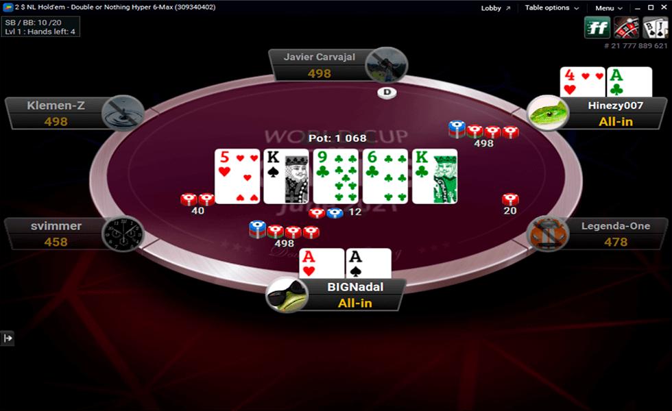 Sitio de póker Coral Poker