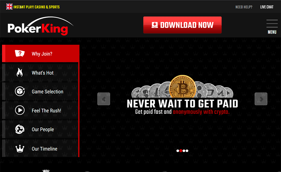 Покер сайт PokerKing