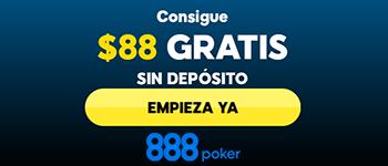 888poker bono sin depósito
