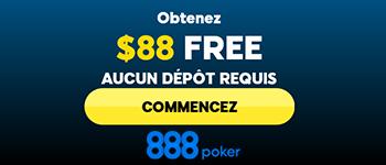 888poker bonus sans dépôt