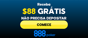 888poker bônus sem depósito